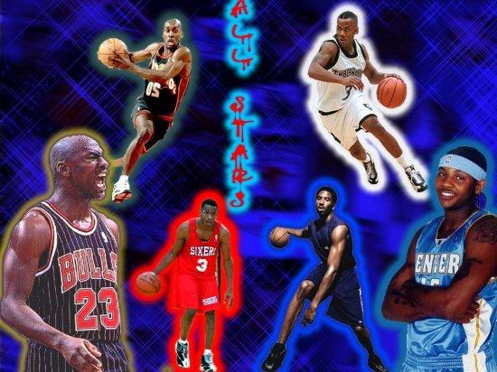 NBA and AND1