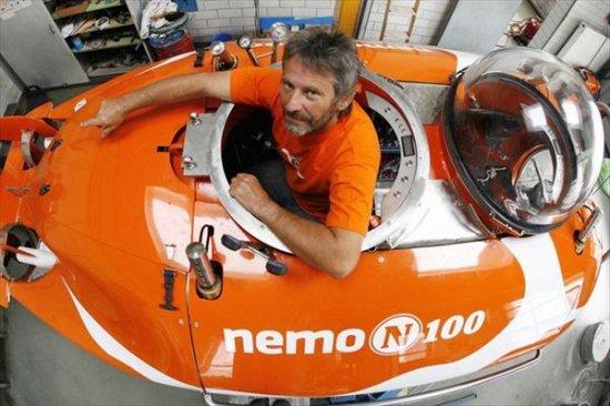Подводная мини-лодка Nemo N100
