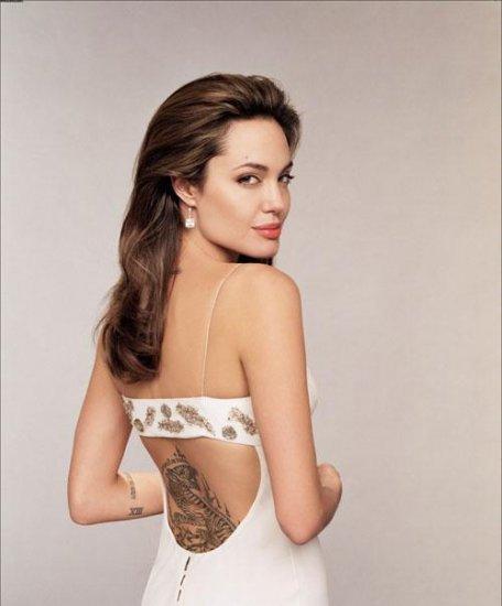 Анджелина Джоли. ЛИЧНОЕ ДЕЛО(+опрос)
