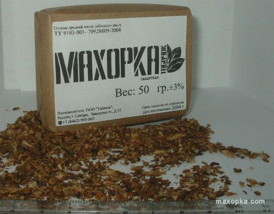 Многие полагают, что махорка – просто низший сорт табака