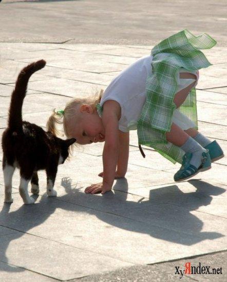 Смешные фотки с животных)