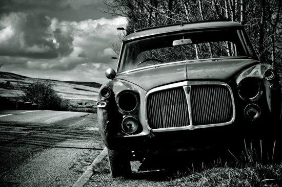 Бородатые автомобили
