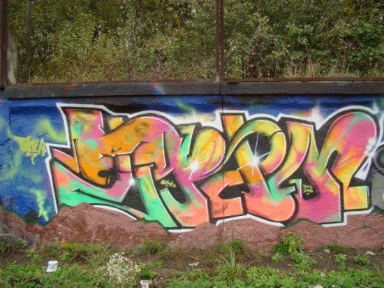 Minskoe graffiti
