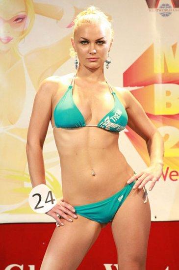 В Минске выбрали «Мисс-бикини»