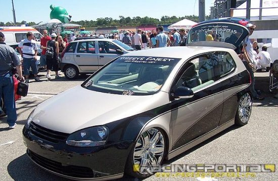 Тюнинг Volkswagen Golf-....