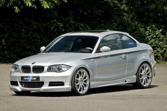 Hartge представил слабенький тюнинг для купешки BMW 135i