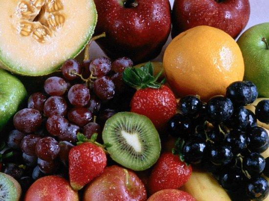 Фрукты и ягодки