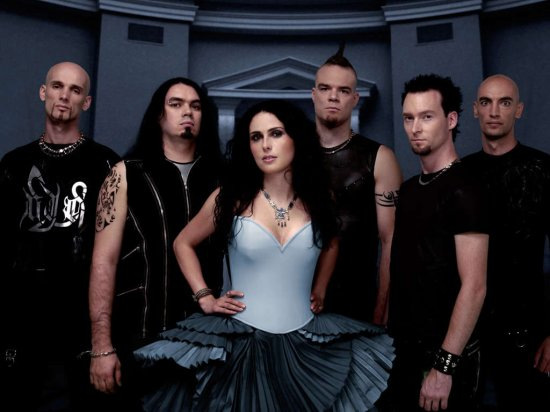Within temptation +фото+тексты песен