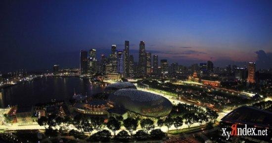 Формула-1 Гран-При Сингапура 2008