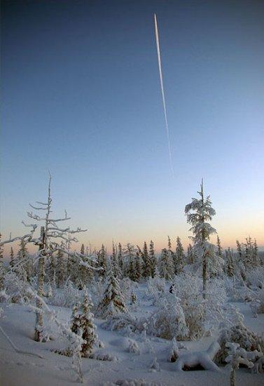 Приближение зимы