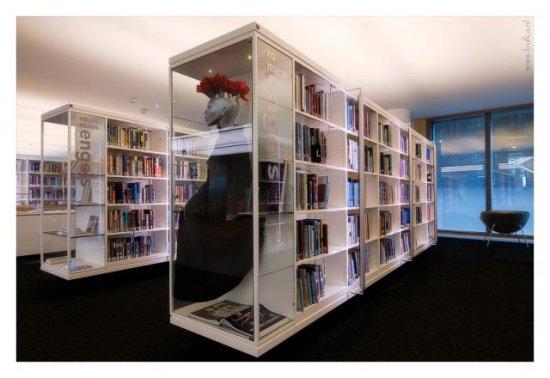 Библиотека в Голландии