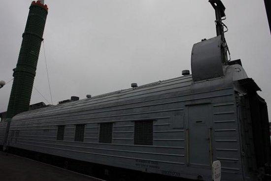 БЖРК РТ-23 УТТХ «Молодец»