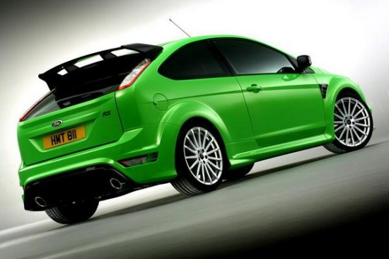 ��������� ��������� 2008: Ford Focus RS