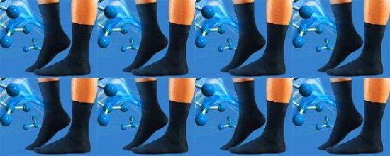 Носки с частицами серебра избавят вас от неприятного запаха