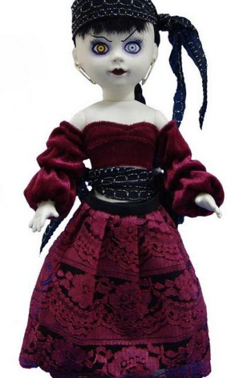 Живые мертвые куклы