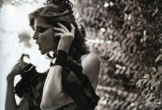 Стефани Сеймур (Stephanie Seymour) в журнале Numero