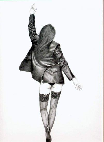 Рисунки карандашом. Часть 2