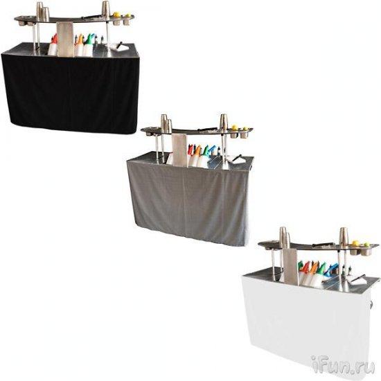 Переносной столик бармена