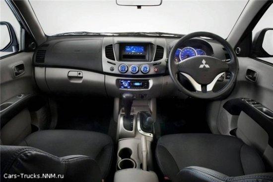Mitsubishi Ralliart Triton Concept