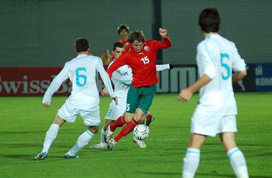 Белорусская «молодежка» — в финале чемпионата Европы!