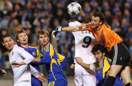 Футбол: БАТЭ наказал Адвоката за высокомерие