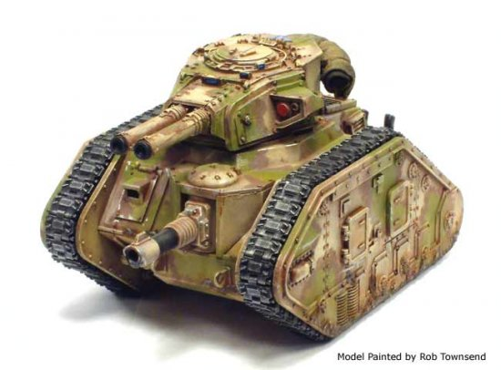 Warhammer 40.000 Боевые машины имперской гвардии