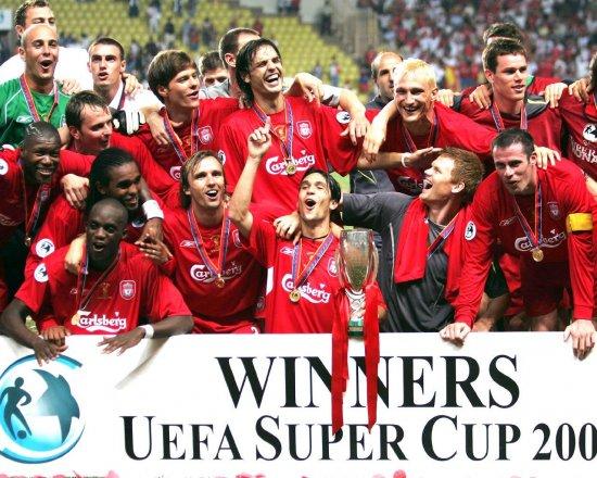 F.C. Liverpool (История и немного обоев!)