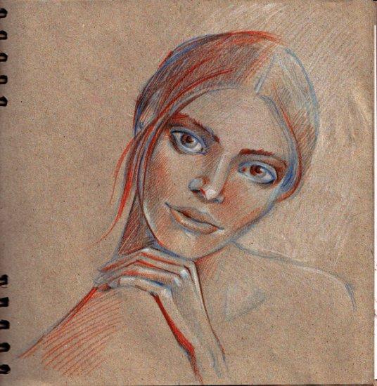 Рисунки от I-Delicious или Lesja Chernish