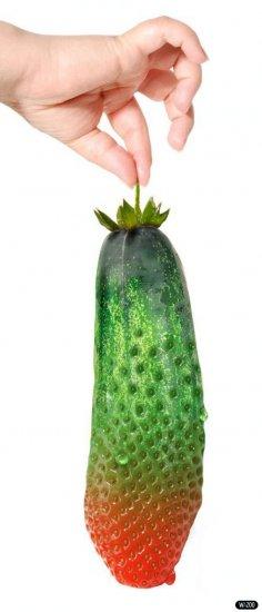 Нереальные фрукты