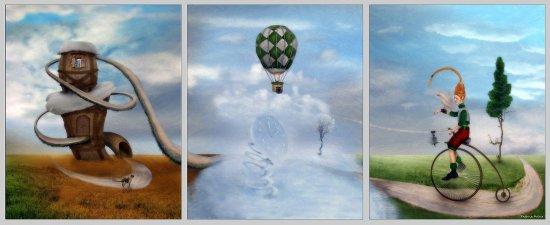 рисунки от Domo_voy
