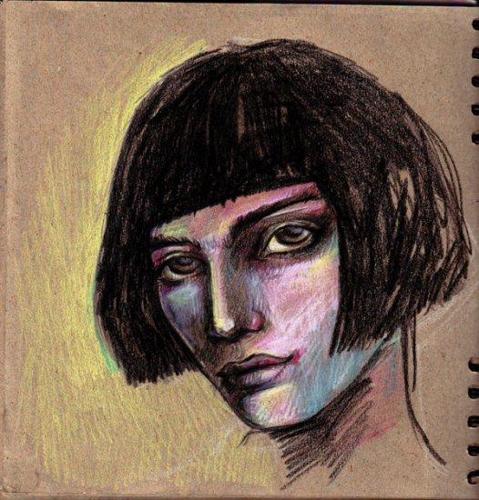 Рисунки от I-Delicious, или Lesja Chernish. Часть2