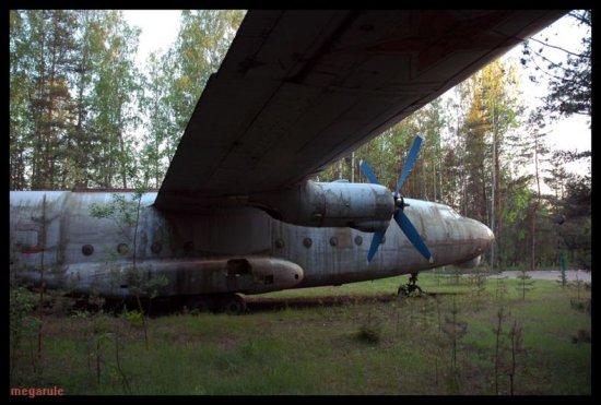 Самолет с Google Maps
