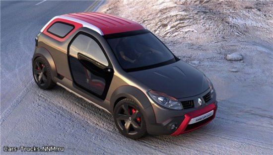 Renault Sand'up Concept