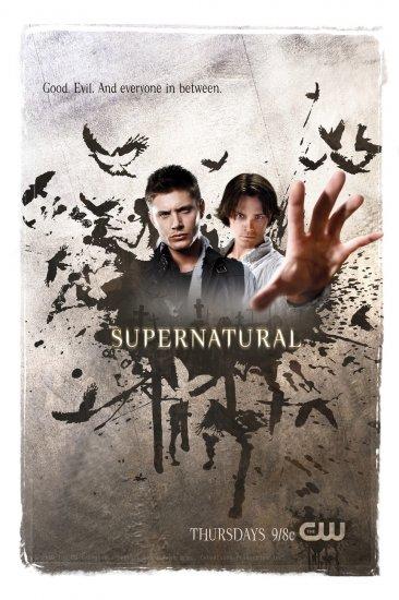 Постеры к Supernatural