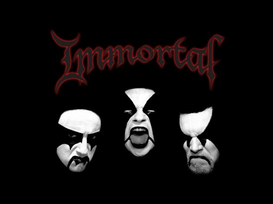 Для фанатов Black Metal (Immortal)