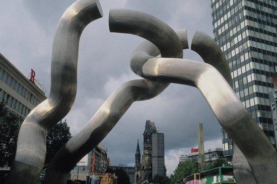 Скульптуры современности