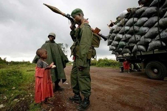 Война в Конго
