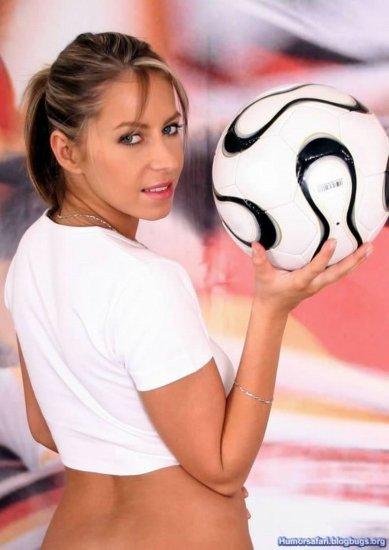 Женский футбол