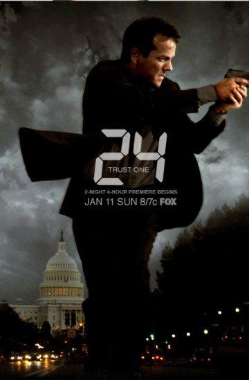 Постеры к седьмому сезону 24