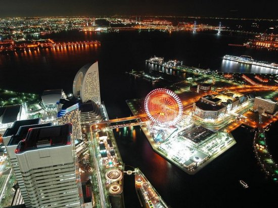 Ночь в городах