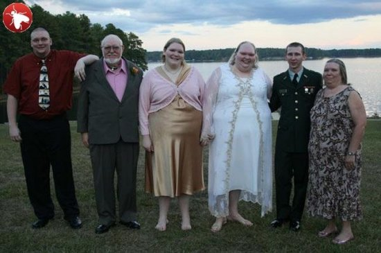 Свадьба месяца