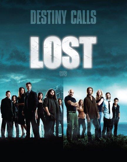 Постер к 5-ому сезону Lost
