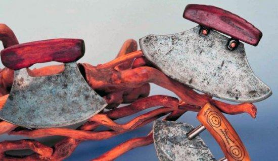 УЛУ - нож древних эскимосов