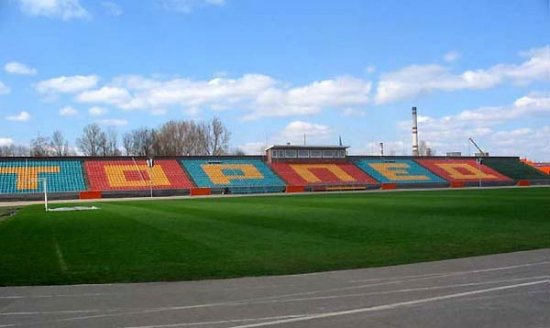 """Родной и любимый стадион """"Торпедо"""""""
