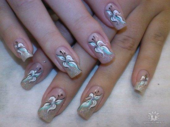 Nail-art. Часть 2