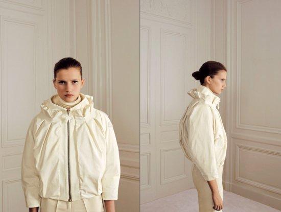 Gamme Rouge. Линия необычных курток от Moncler