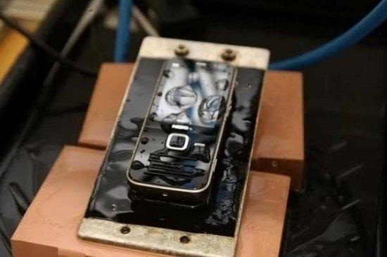 За кулисами — в тестовом центре компании Nokia