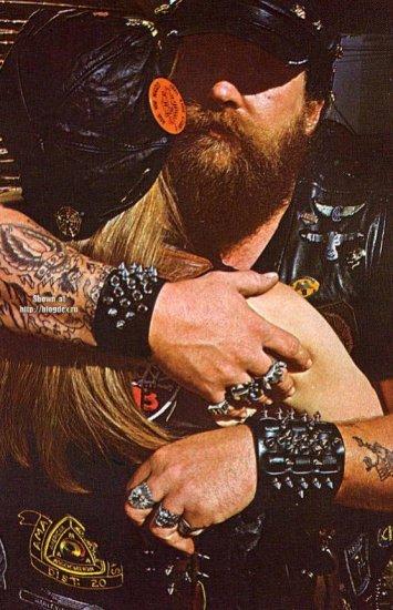 Американские байкеры, 1978