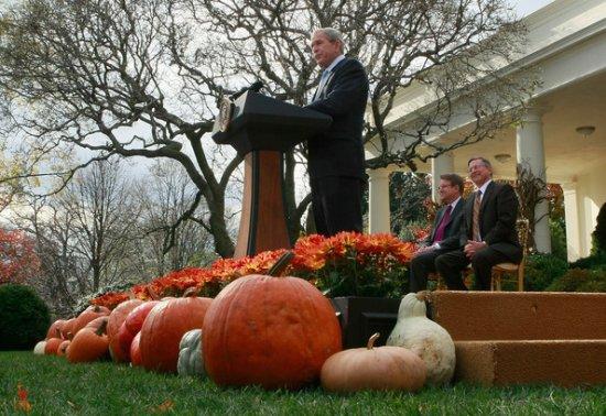 День Благодарения в Америке (Thanksgiving Day)