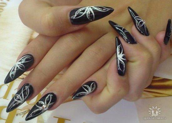 Nail-art. Часть 3